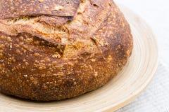 Free Round White Bread Stock Photo - 83612210