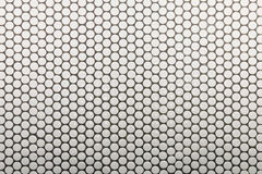 Round mosaic tiles Royalty Free Stock Images