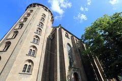 Round wierza Copentagen zdjęcia royalty free
