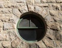 Free Round Window In Stone Stock Photos - 137700963