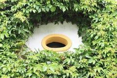 Round window Stock Image