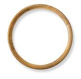 Round Wooden Frame Stock Photos