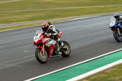 Round 3 - 2017 Yamaha Motor Finance Australian Superbike Championship Stock Image