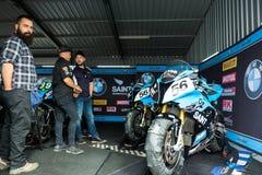 Round 3 - 2017 Yamaha Motor Finance Australian Superbike Championship Royalty Free Stock Photography
