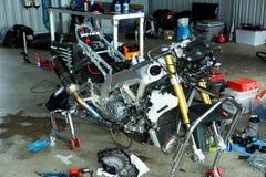 Round 3 - 2017 Yamaha Motor Finance Australian Superbike Championship Royalty Free Stock Photos