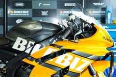 Round 3 - 2017 Yamaha Motor Finance Australian Superbike Championship Stock Photo