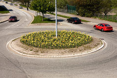 Roundabout Royalty Free Stock Photography