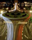 Roundabout Stock Photography