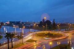 roundabout foto de archivo libre de regalías