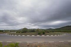 Roundabout. Stock Photography