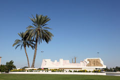Roundabout in Sharjah, UAE Stock Photos