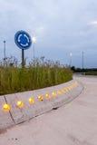 Roundabout Royalty Free Stock Photos