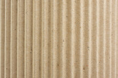 Rounded Corrugated Cardboard Stock Images