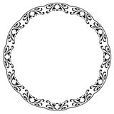 Rounded frame Royalty Free Stock Photo