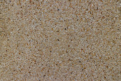 Rounded pebble stones cement. Small rounded pebble stones cement stock photography