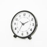 Rounded shape alarm clock Royalty Free Stock Image