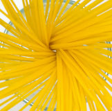 Rounded spaghetti Royalty Free Stock Images