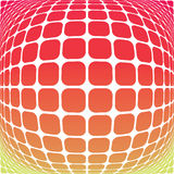 Rounded square stock illustration