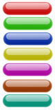 Rounded Square Button Stock Photos