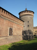 Rounded tower Stock Photography