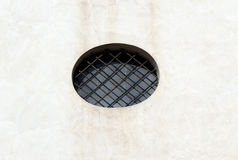 Rounded window Royalty Free Stock Photos