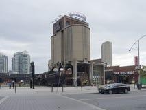 Roundhouse Park, Toronto, Canada stock photo