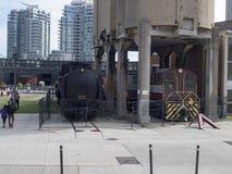 Roundhouse Park, Toronto, Canada stock photography