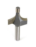 Roundover router bit Stock Image