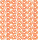 Rounds pattern Stock Photo