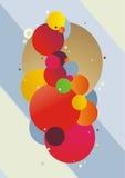 Rounds2 abstrait Image libre de droits