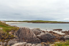 Roundstone Beach Stock Photos