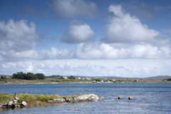 Roundstone, Connemara; County Galway Stock Photos
