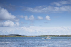 Roundstone, Connemara; County Galway Royalty Free Stock Images