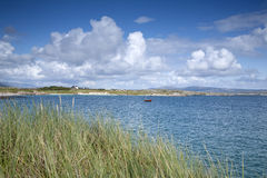 Roundstone, Connemara; County Galway Stock Images