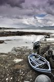 Roundstone harbour, County Galway Stock Images