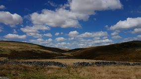 Roundy Settlement near the Hartland Tor . Dartmoor National Park Stock Photo