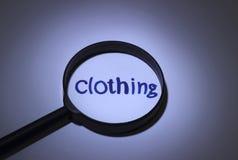 roupa Imagem de Stock