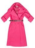 Roupa cor-de-rosa Imagens de Stock Royalty Free