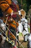 A roupa de um jester da corte Imagem de Stock Royalty Free