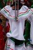 Roupa mexicana tradicional Foto de Stock Royalty Free