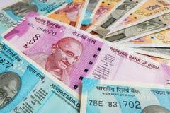 Roupies indiennes, nouvelles notes