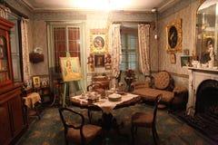 Rouse-Hügel-Haus stockbilder