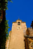 Rousillon, Воклюз Провансаль стоковое изображение