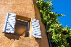 Rousillon, Воклюз Провансаль стоковое фото rf