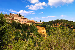 Rousillon Royalty Free Stock Image