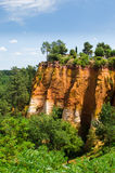Rousillon Royalty Free Stock Photo
