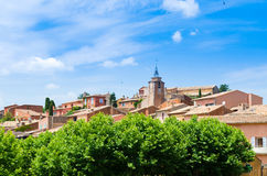 Rousillon Stock Photo