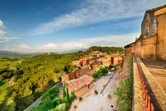 Rousillon. Provence, France. Royalty Free Stock Image