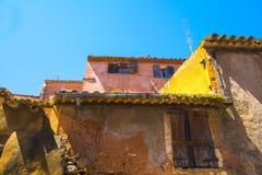 Rousillon, Vaucluse. Provence Stock Images