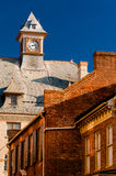 Rouss Δημαρχείο, στο στο κέντρο της πόλης Winchester, Βιρτζίνια Στοκ Εικόνες